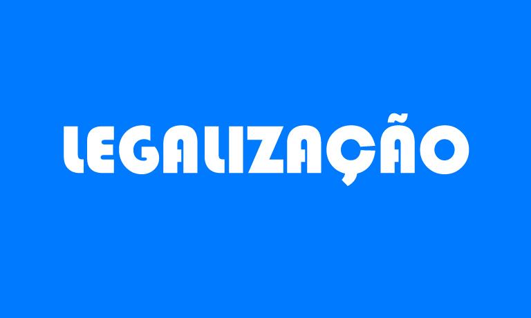 LEGALIZAÇÃO IMÓVEIS