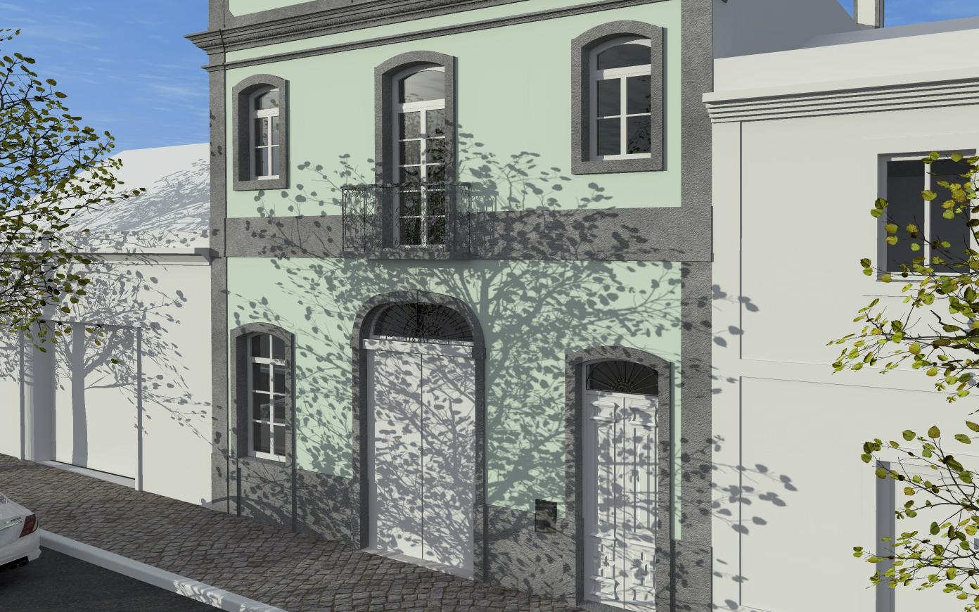 RECONSTRUÇÃO EDIFÍCIO